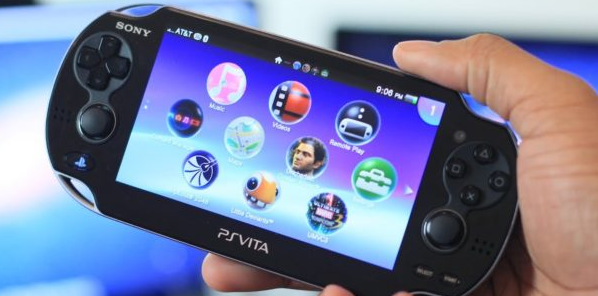 Panne Playstation Vita