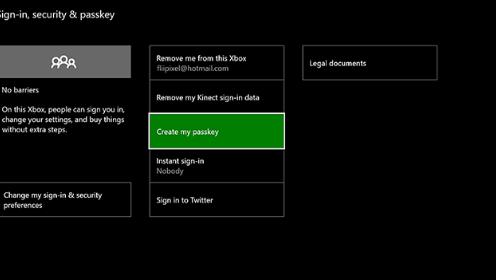 Problème de connexion avec son compte Xbox Live