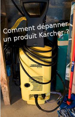 problèmes produits Karcher