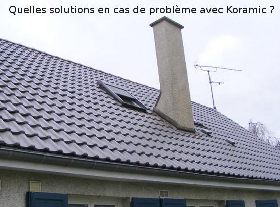 Aide en cas de soucis avec Koramic
