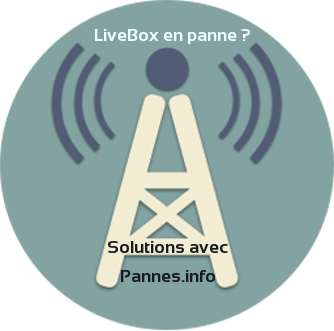 panne de Livebox Orange