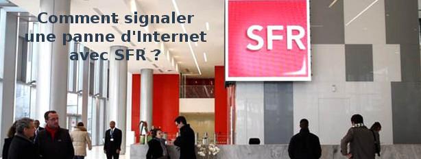 problèmes SFR