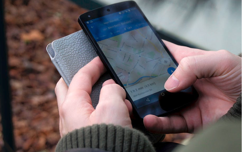 problème google maps android