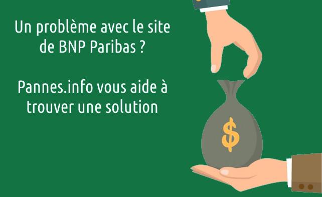 BNP Paribas quells recours en cas de problèmes