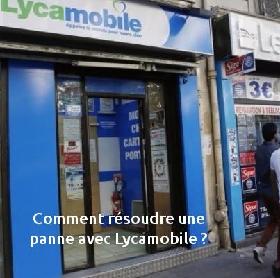 Qui contacter en cas de problèmes avec Lycamobile ?