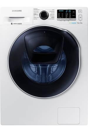 Samsung Lavante-séchante AddWash, Blue Design, 7+5kg – WD70K5410OW
