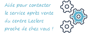 service apres vente leclerc Chemillé