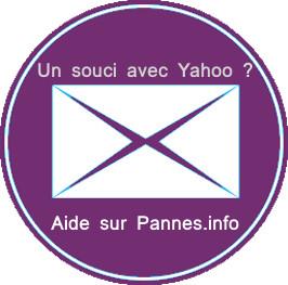 Yahoo problèmes de connexion